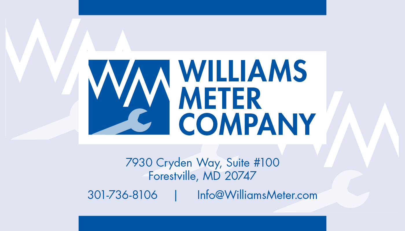 williams construction and meter services - click to email us